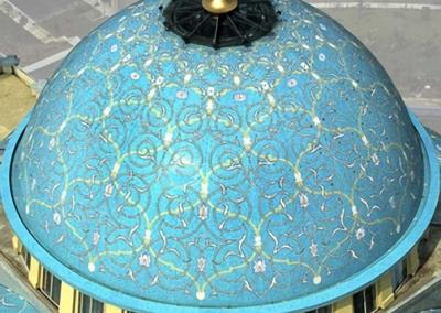Memilih Motif Kubah Masjid