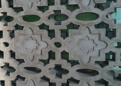 Krawangan masjid grc 3