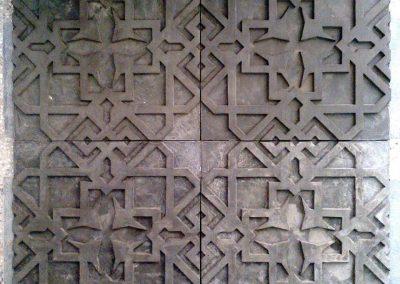 Krawangan masjid grc 8