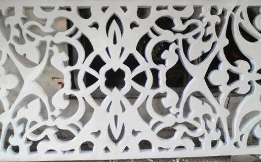 krawangan motif batik