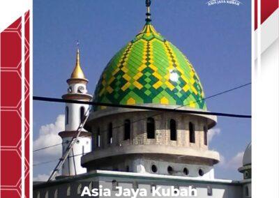 Gambar kubah masjid13