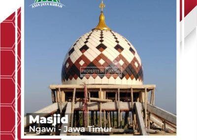 Gambar kubah masjid14